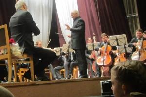 Долгожданный концерт «Виртуозов Москвы» и Владимира Спивакова прошел в Каменске-Уральском