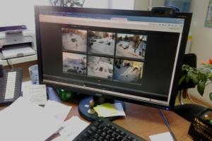 Жители Каменска-Уральского все чаще стали устанавливать во дворах многоэтажек камеры видеонаблюдения