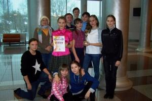 Детский коллектив из Каменска-Уральского стал победителем международного фестиваля Mix-Art