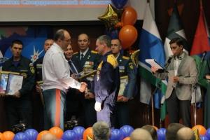 Водолаз-спасатель из Каменска-Уральского признан лучшим в Уральском федеральном округе