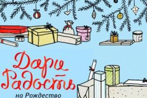 Жителей Каменска-Уральского призывают принять участие в благотворительной акции «Подари радость на Рождество»