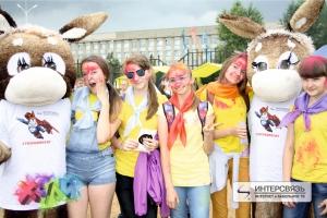 Компания «Интерсвязь»: три года в Каменске-Уральском. Вспоминаем самые яркие события!