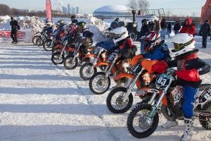 В ближайшие выходные в Каменске-Уральском пройдет зимний Кубок области по мотокроссу