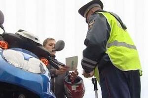 На дорогах Каменска-Уральского и района сотрудники ГИБДД начали операцию «Мотоцикл»