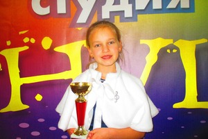 Солистка вокально-эстрадной студии «Веснушки» из Каменска-Уральского стала лауреаткой престижного международного конкурса