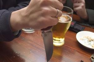 В Каменске-Уральском в минувшую субботу очередная пьянка завершилась поножовщиной