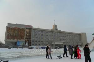 На охрану здания администрации Каменска-Уральского до конца года потратят чуть более 1 млн. 100 тысяч рублей
