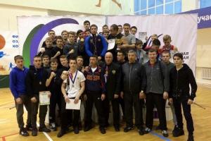 Боксер из Каменска-Уральского стал обладателем золота первенства Уральского федерального округа