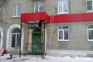 В Каменске-Уральском на одну из торговых сетей подадут документы в прокуратуру. Виной всему перепланировка на первом этаже жилого дома