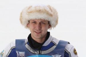 Эдуард Крысов из Каменска-Уральского завоевал серебро чемпионата Европы по ледовому спидвею