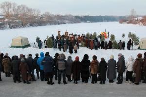 Как в Каменске-Уральском отметят Праздник Крещения 19 января. На сколько перекроют движение, как пройдут купания
