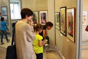 На следующей неделе в Каменске-Уральском откроется 54-я городская художественная выставка