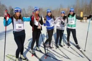 Студенты Каменска-Уральского определили лучших лыжников