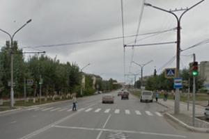 Проверяющие остались недовольны обустройством пешеходного перехода у школы №31 в Каменске-Уральском