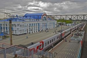 В Каменске-Уральском сотрудники транспортной полиции вынуждены были высадить из поезда пьяного пассажира
