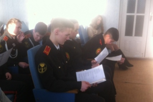 Сегодня в Каменске-Уральском студенты и школьники прошли стажировку в полиции