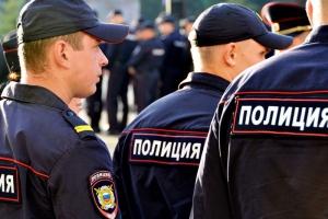 С 1 по 9 мая гарнизон полиции Каменска-Уральского будет нести службу практически в полном составе