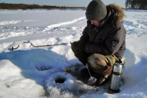 Рыбаки из Каменска-Уральского заняли третье место в чемпионате области