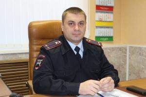В ГИБДД Каменска-Уральского новый начальник – подполковник Денис Шубин