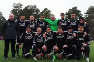 Футбольная «Синара» из Каменска-Уральского выиграла первый трофей нового сезона