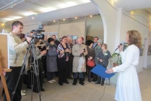 В Каменске-Уральском открылась пятьдесят четвертая городская художественная выставка