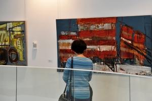Выставка уроженки Каменска-Уральского открылась в Екатеринбурге в «Ельцин центре»