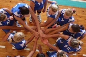 Студентки из Каменска-Уральского определили лучшую волейбольную команду