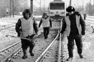 Руководство СвЖД осталось недовольно тем, как на станции Каменск-Уральский боролись с последствиями снегопадов