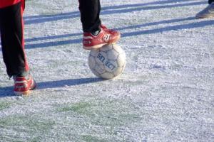 Футбольная «Синара» одержала вторую победу в зимнем чемпионате области