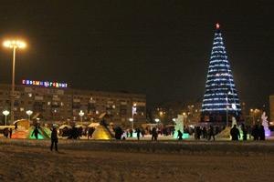 Новый год в Каменске-Уральском. Полное расписание всех мероприятий