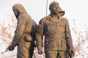 В Каменске-Уральском почтили память генерала Дубынина, почетного гражданина города