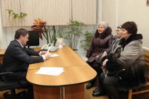От главы города до министров. 12 декабря в Каменске-Уральском проходил единый Общероссийский день приема граждан