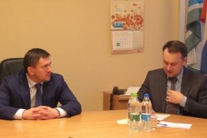 Глава Каменска предложил вариант снижения затрат на технологическое присоединение к источникам обеспечения газом, водой и электроэнергией для предпринимателей