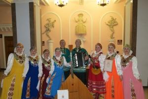 Сразу два коллектива из Каменска-Уральского стали призерами регионального фестиваля народной песни «Кладезь»