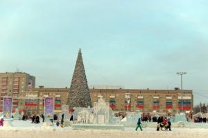 Во сколько обойдутся ледовые городки в Каменске-Уральском в этом году. И что там планируют построить