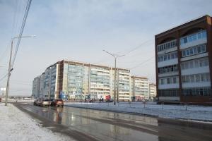 Первые энергосберегающие лампы установили в Каменске-Уральском на улице Кутузова