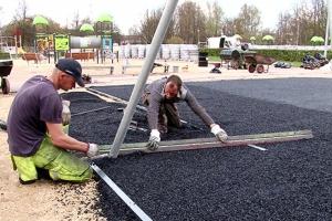 Десяток детских игровых площадок должно появиться в населенных пунктах под Каменском-Уральским в 2018 году