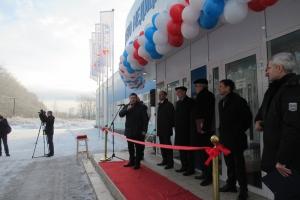 В Каменске-Уральском сегодня ввели в эксплуатацию еще одно современное предприятие