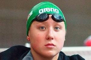Дарья Устинова из Каменска-Уральского завоевала серебро чемпионата России по плаванию
