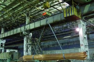 Каменск-Уральский завод ОЦМ в 2017 году увеличил реализацию продукции на территории России