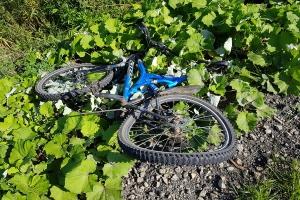 Под Каменском-Уральским в ДТП погиб велосипедист, которого пока не опознали