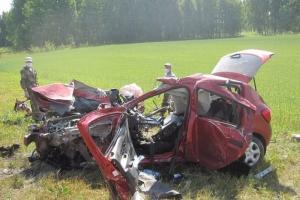 В ДТП в Тюменской области погиб автолюбитель из Каменска-Уральского