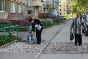 Еще один миллион потратят в Каменске-Уральском на благоустройство территорий. В том числе и там, где велись коммунальные раскопки. Точные адреса