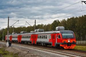 На один день изменит расписание электричка, которая курсирует между Каменском-Уральскими Егоршино