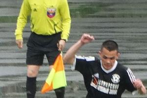 Футбольная «Синара» одержала трудную, но важную гостевую победу в чемпионате области