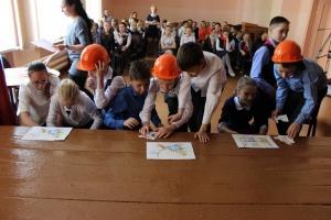 В Каменске-Уральском школьников посвятили в газовики