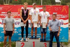 Представители Каменска-Уральского завоевали сразу несколько медалей на чемпионате России по народной гребле