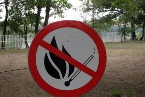 Особый противопожарный режим отменен в Каменском районе