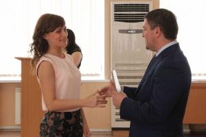 В Каменске-Уральском состоялось вручение молодежной премии