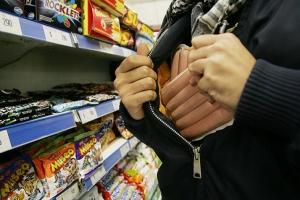 В Каменске-Уральском в очередной раз ограбили продуктовый магазин